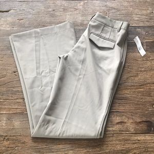 Theory Alleen Trousers Pigeon Size 2 Brand New